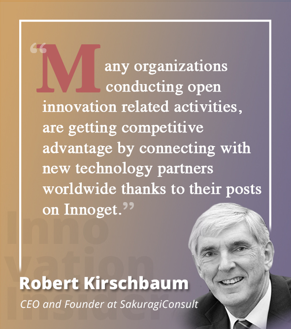 Innovation Insider: Interviewing Robert Kirschbaum, Founder & CEO of SakuragiConsult