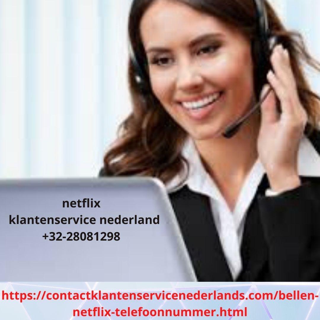 netflix support nederland