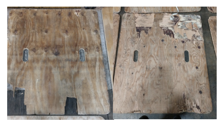 Seeking next generation pallet boards