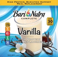 Bariatric Meal Replacement Line