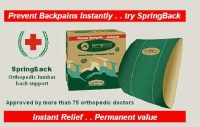 Orthopaedic Lumbar Back Support that can give you