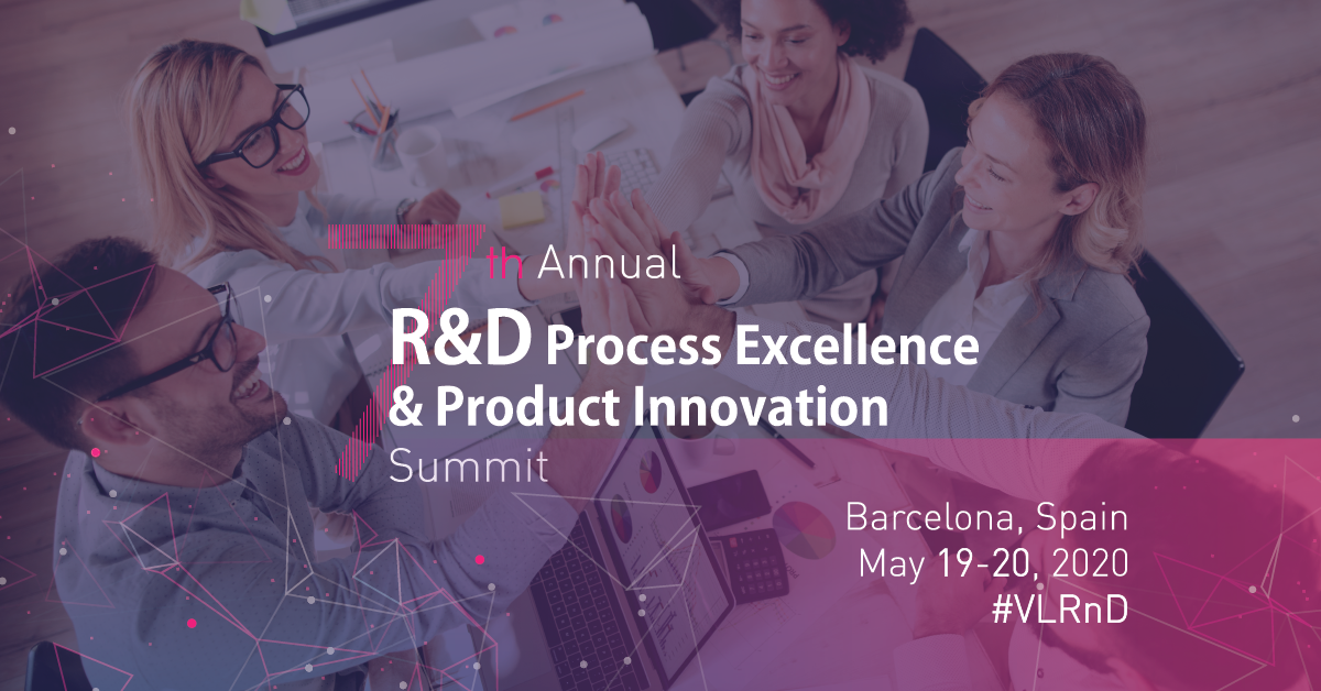 7th Annual R&D Process Excellence & Product Innovation Summit